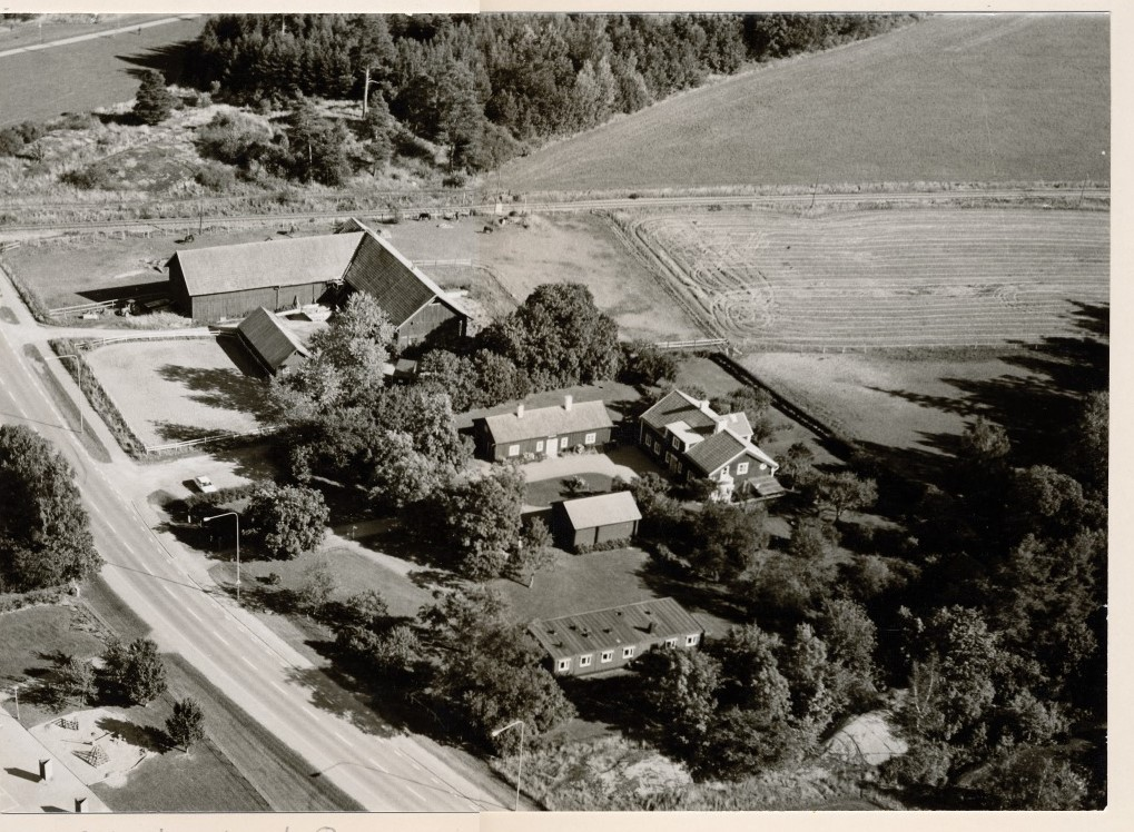 P Hageby Prästgård